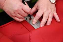Lederreparatur sowie Textielreparatur